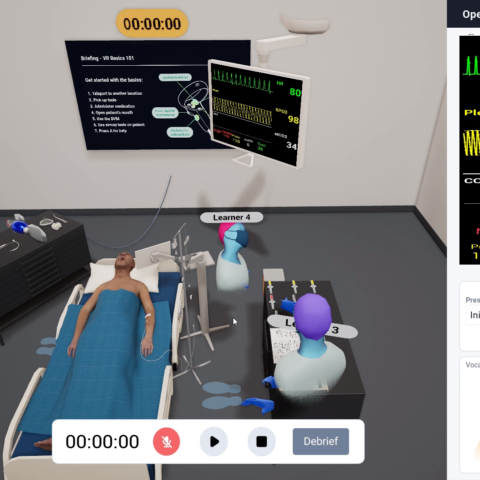 LUMETO'S IMMERSIVE LEARNING PLATFORM FOR HEALTHCARE TO BE DEPLOYED TO ALL ONTARIO COLLEGES AND UNIVERSITIES